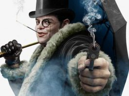 Josh Gad como Pinguim em The Batman