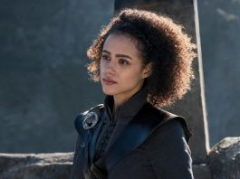 Nathalie Emmanuel na série Game of Thrones