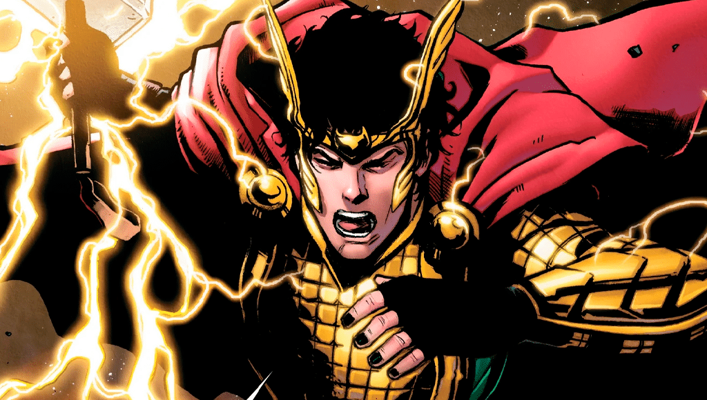 Loki, God Of Heroism And Truth
