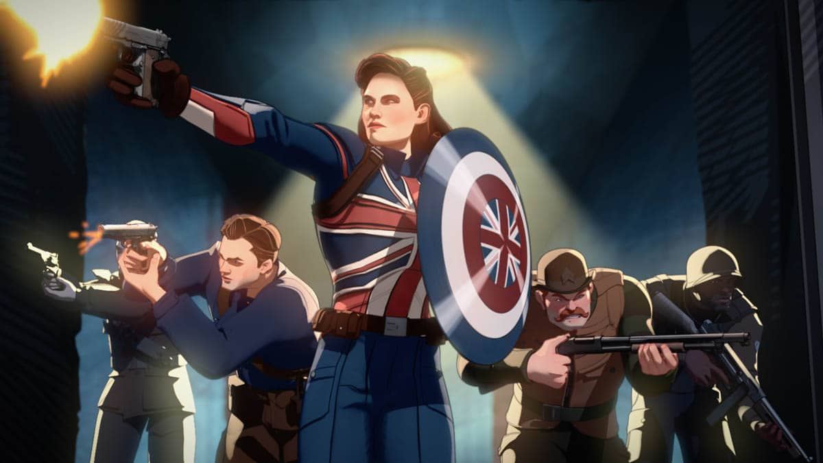 What if... peggy carter