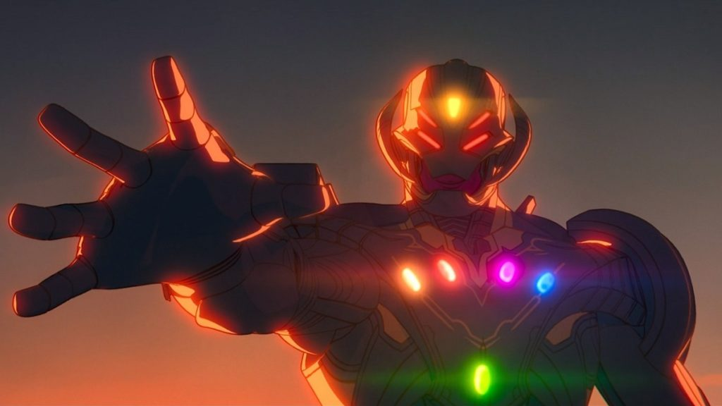 Ultron em What if